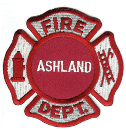 Ashland Fire Department Patch