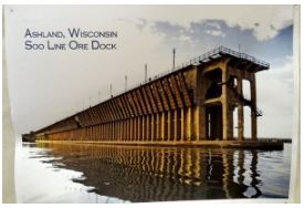 Ashland Ore Dock Replacement Work Page