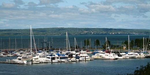Lake Superior Marina